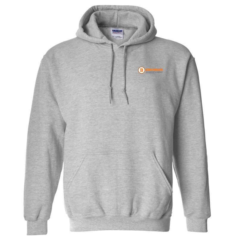 Benchmark Pullover Hoodie - Sport Grey