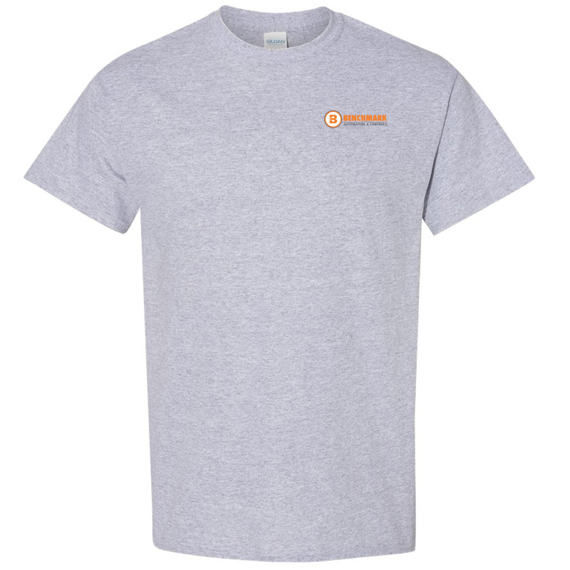 Benchmark Short Sleeve Tee - Sport Grey