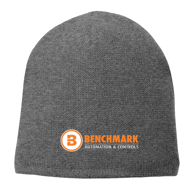 Benchmark Fleece Lined Beanie - Athletic Oxford