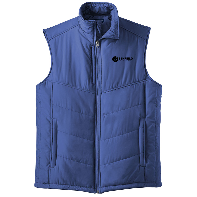 Benfield Electric Puffy Vest -Meditteranean Blue