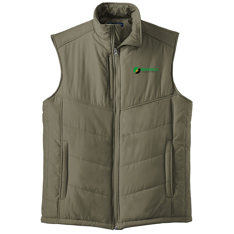 Benfield Electric Puffy Vest -Olive
