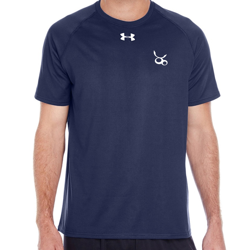 Jemicy LC  Under Armour Men'S Locker T-Shirt - Navy