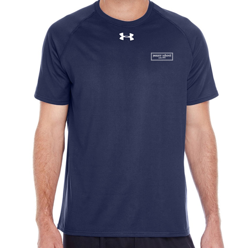 Jemicy EST.  Under Armour Men'S Locker T-Shirt - Navy