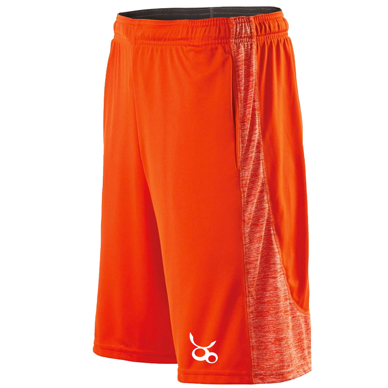 JemicyElelctron Shorts -  Orange