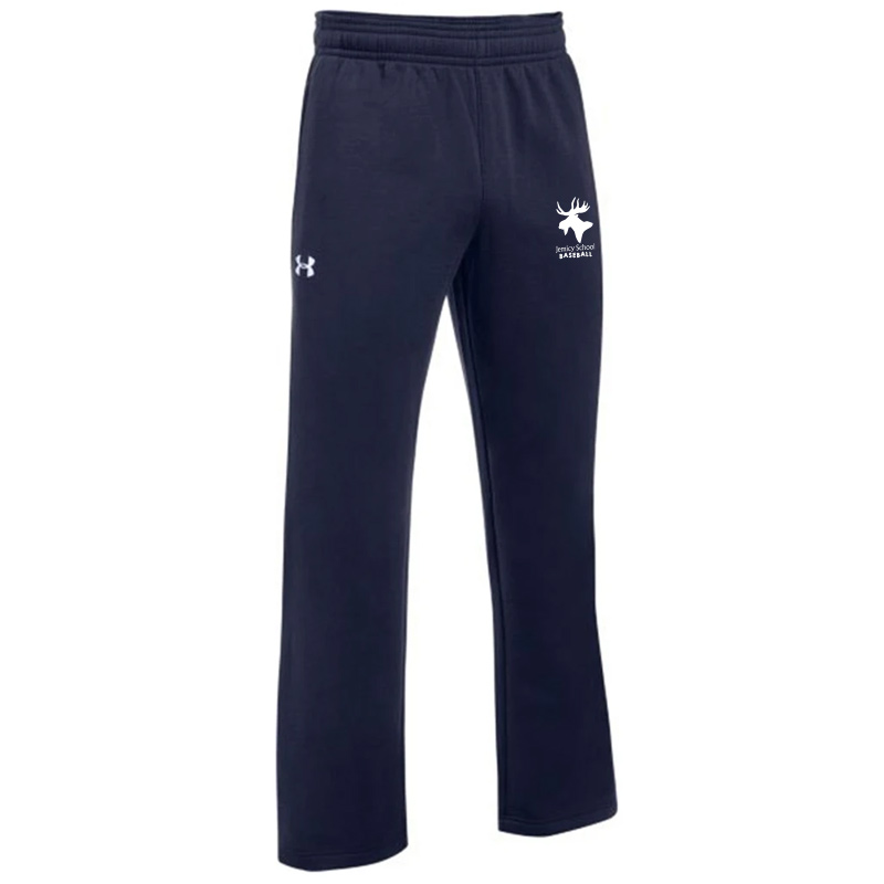 Jemicy Baseball  UA Fleece Pants - Navy
