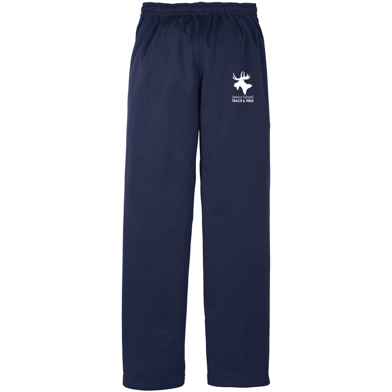 Jemicy Track and Field  Fleece Pant - Navy