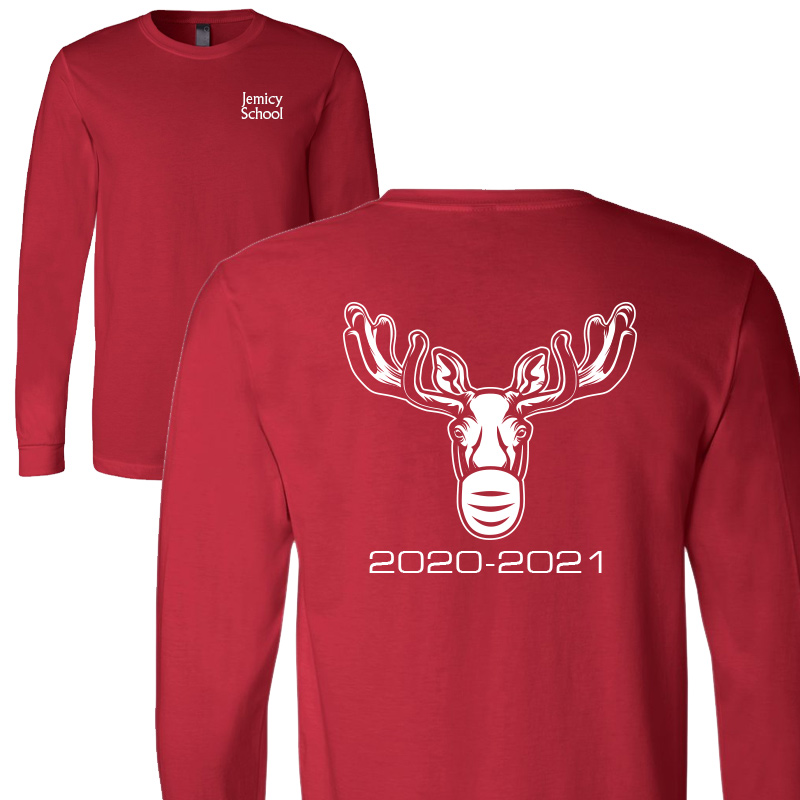 Jemicy Mask Moose - Red