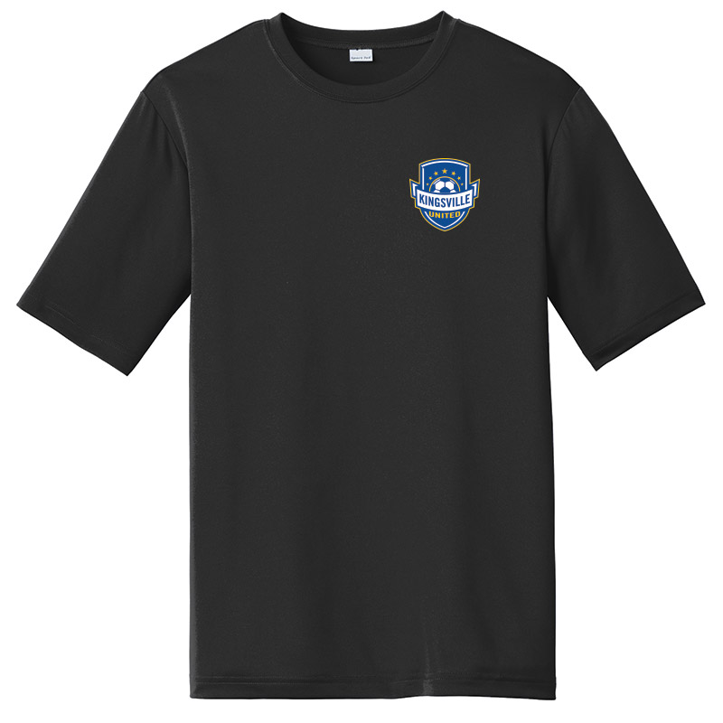 Kingsville United -Mens Posicharge Tough Tee