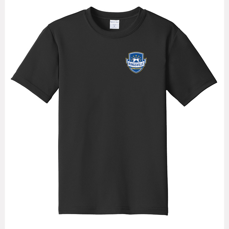 Kingsville United  Youth Posicharge Tough Tee
