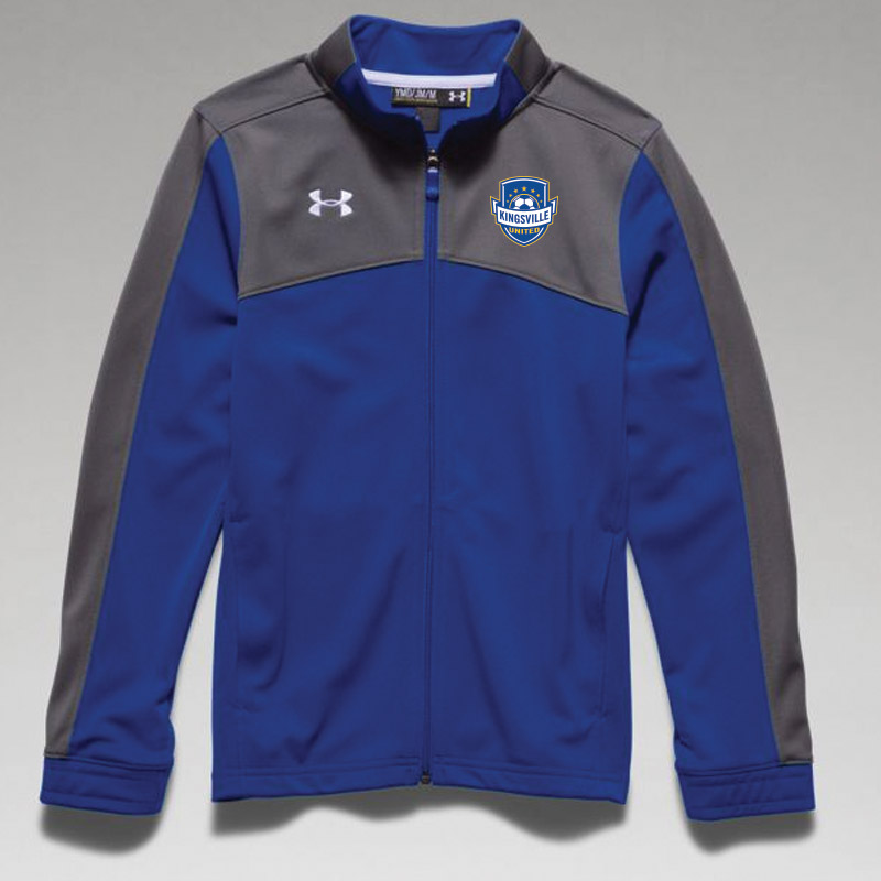 Kingsville United -Youth Futbolista Jacket