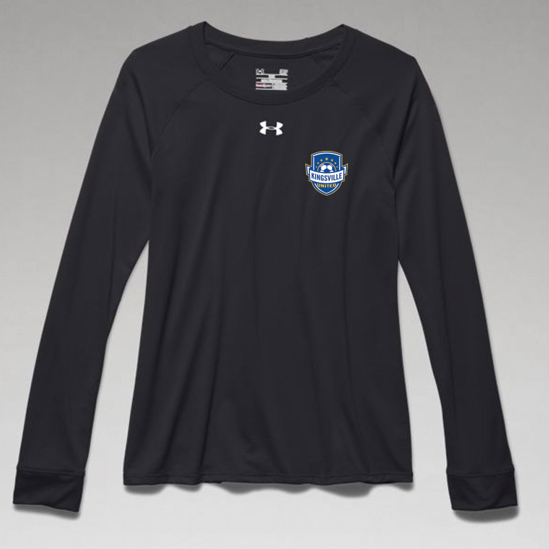 Kingsville United -LS Womens Locker Tee