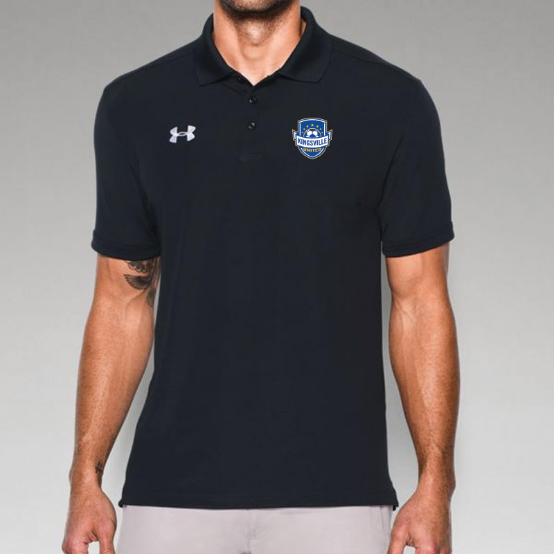 Kingsville United -Men Team Armour Polo