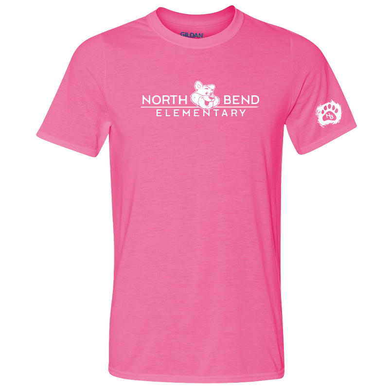 North Bend Elementary Performance Adult T-Shirt (Youth and Adult)  - spink