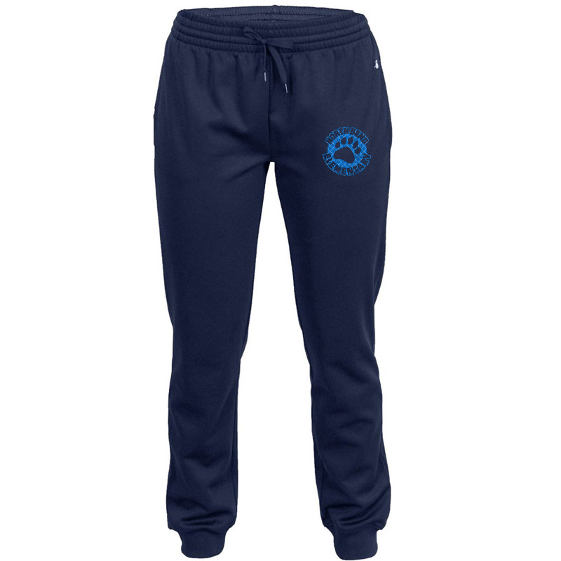 North Bend Patch Women'S Joggers - Navy