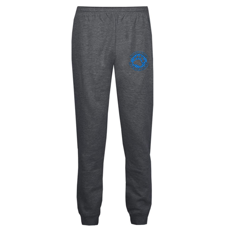 North Bend Patch Youth Athletic Fleece Joggers - Charcoal