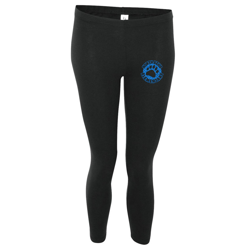 North Bend Patch Leggings- Black