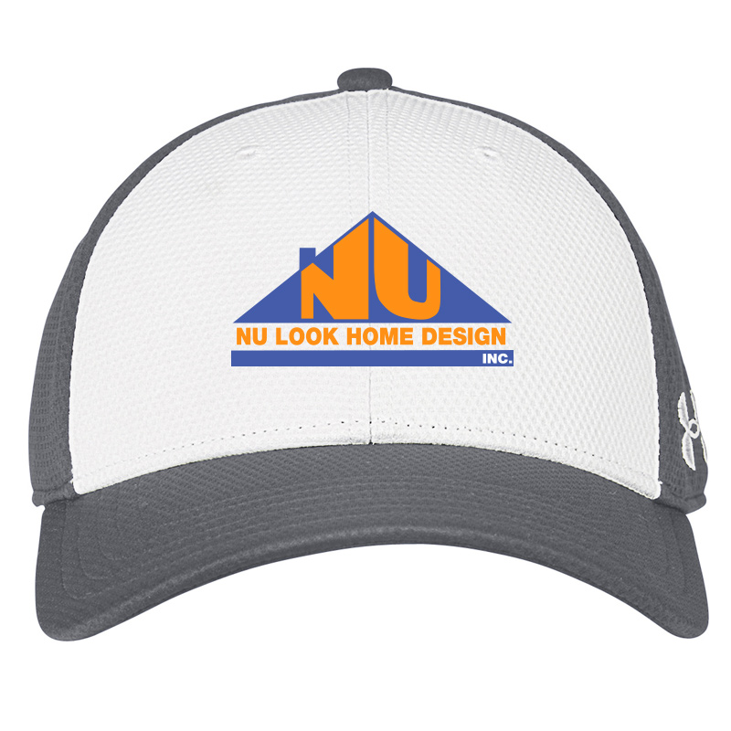 Nu Look Home Design Nike Mesh Back Cap II - Cool Grey/White