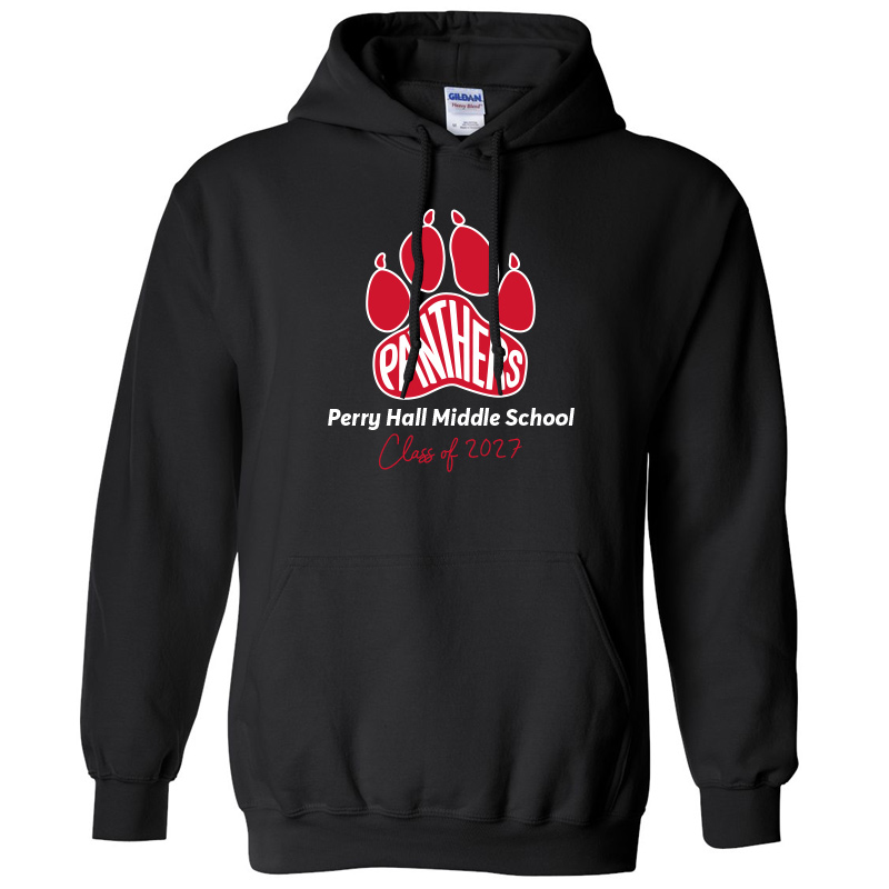 Perry Hall Middle Ladies PosiCharge Tri-Blend Wicking Quarter Zip Pullover - Dark Grey Heather