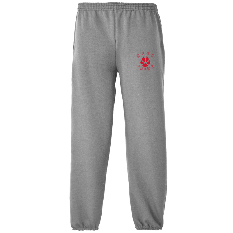 Ring Factory Elementary Essential Fleece Sweatpant - Athletic Heather
