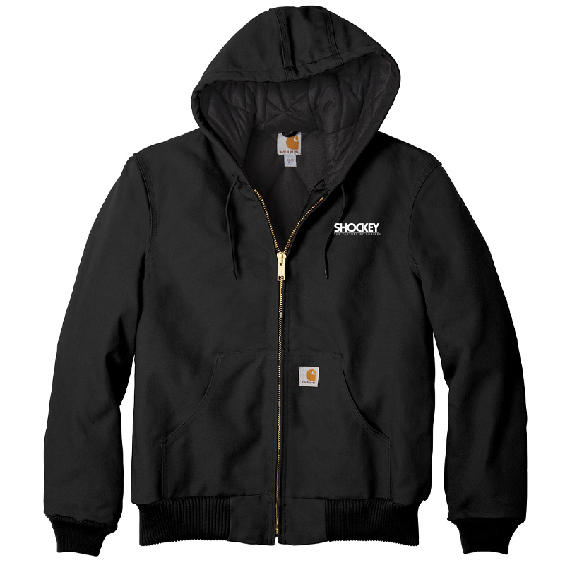 Shockey Men's Carhartt Jacket - Black