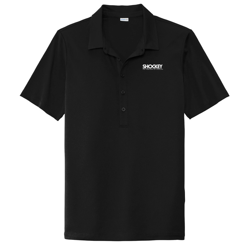 Shockey Women's Polo - Black