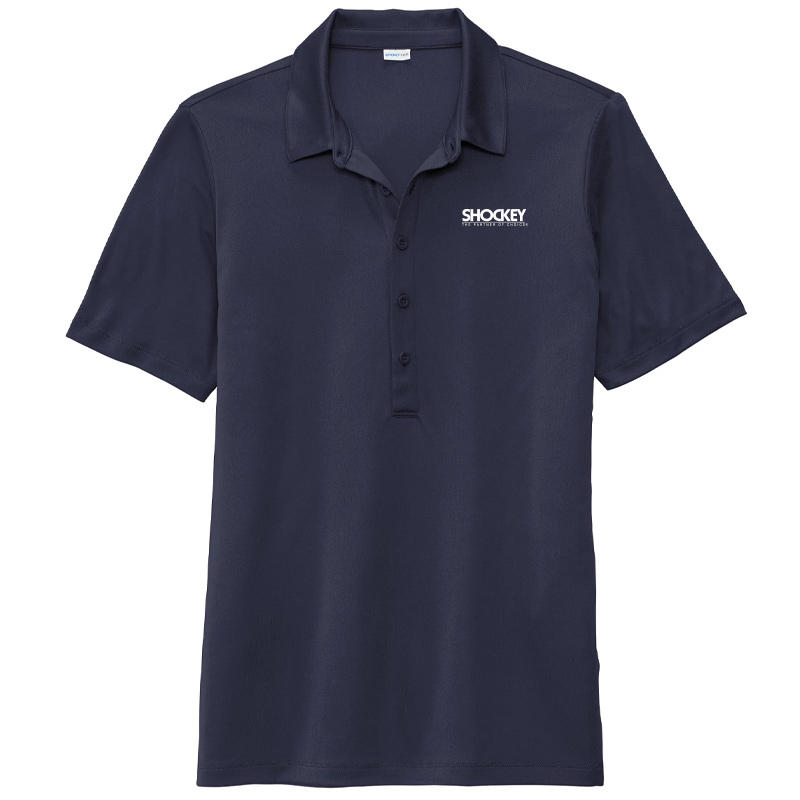 Shockey Women's Polo - True Navy